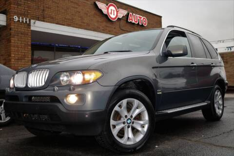 2006 BMW X5 for sale at JT AUTO in Parma OH