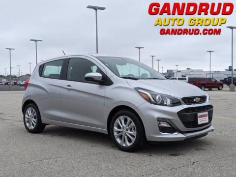 2020 Chevrolet Spark for sale at Gandrud Dodge in Green Bay WI