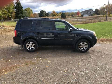 2011 Honda Pilot for sale at Best Buy Auto Sales in Missoula MT