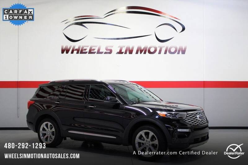 2020 Ford Explorer for sale in Tempe, AZ