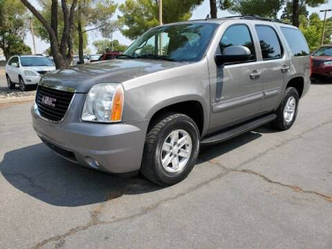2009 GMC Yukon for sale at Matador Motors in Sacramento CA