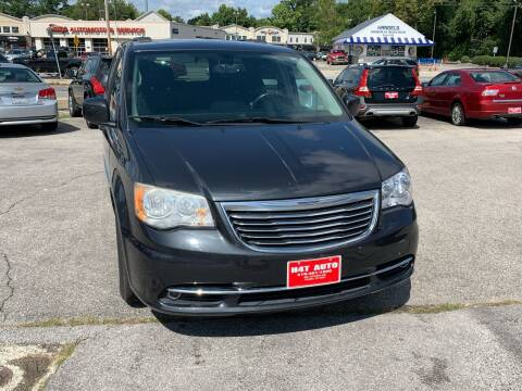2012 Chrysler Town and Country for sale at H4T Auto in Toledo OH