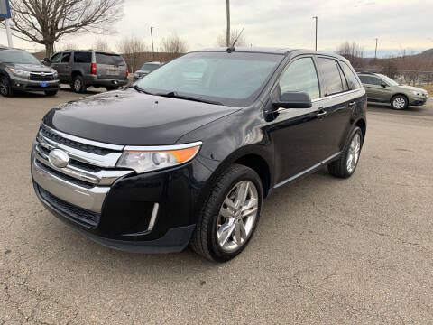 2013 Ford Edge for sale at Steve Johnson Auto World in West Jefferson NC