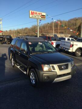 2011 Nissan Xterra for sale at MARLAR AUTO MART SOUTH in Oneida TN