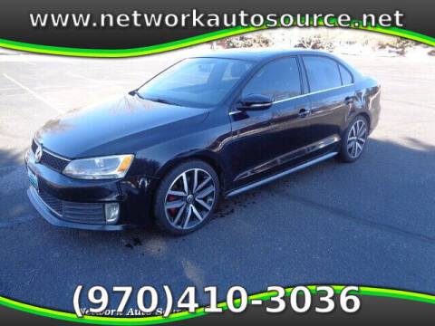 2012 Volkswagen Jetta for sale at Network Auto Source in Loveland CO