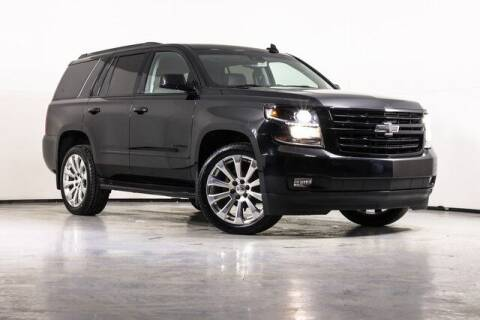 2018 Chevrolet Tahoe for sale at Truck Ranch in American Fork UT