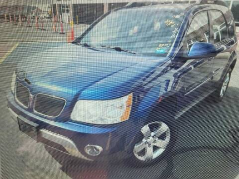 2006 Pontiac Torrent for sale at CRYSTAL MOTORS SALES in Rome NY