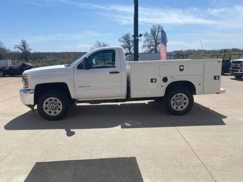 2017 Chevrolet Silverado 3500HD for sale at Head Motor Company - Head Indian Motorcycle in Columbia MO