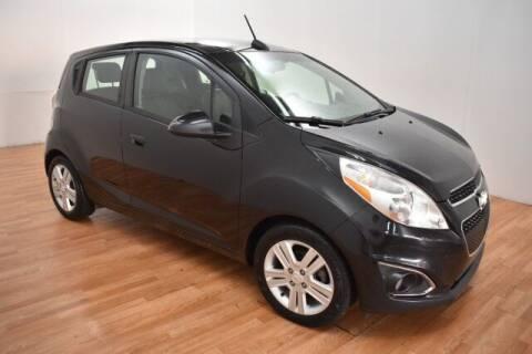 2015 Chevrolet Spark for sale at Paris Motors Inc in Grand Rapids MI