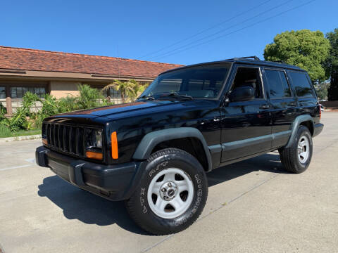 1997 Jeep Cherokee for sale at Auto Hub, Inc. in Anaheim CA