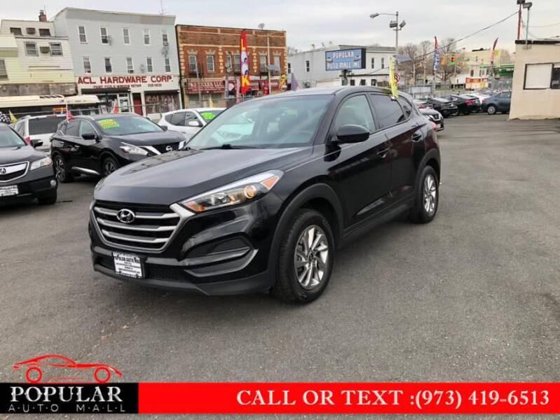 2017 Hyundai Tucson for sale at Popular Auto Mall Inc in Newark NJ