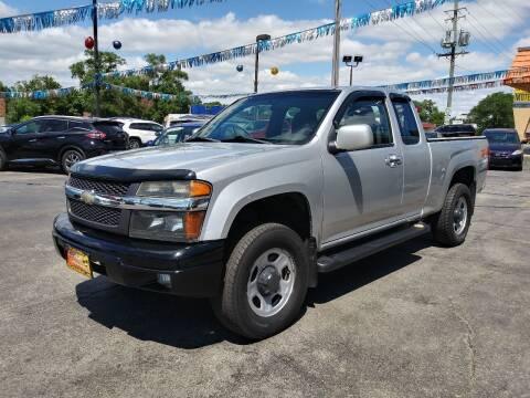 2012 Chevrolet Colorado for sale at EL SOL AUTO MART in Franklin Park IL