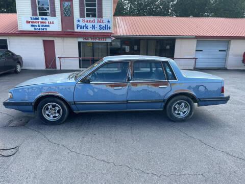 1989 Chevrolet Celebrity for sale at Sand Mountain Brokerage LLC in Boaz AL