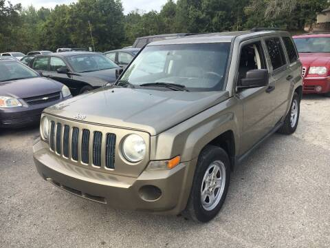2008 Jeep Patriot for sale at Best Buy Auto Sales in Murphysboro IL