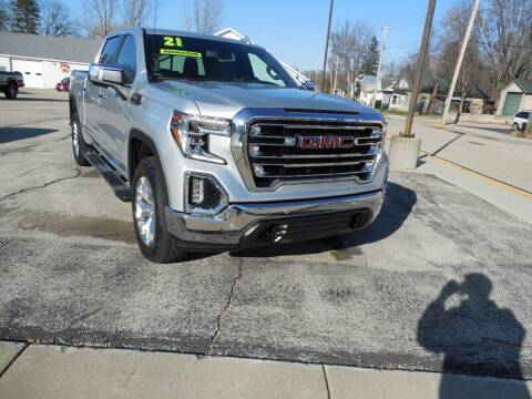 2021 GMC Sierra 1500 for sale at Streich Motors Inc in Fox Lake WI