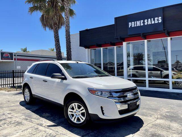 2012 Ford Edge for sale at Prime Sales in Huntington Beach CA