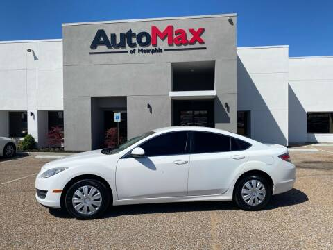 2009 Mazda MAZDA6 for sale at AutoMax of Memphis - Alex Vivas in Memphis TN