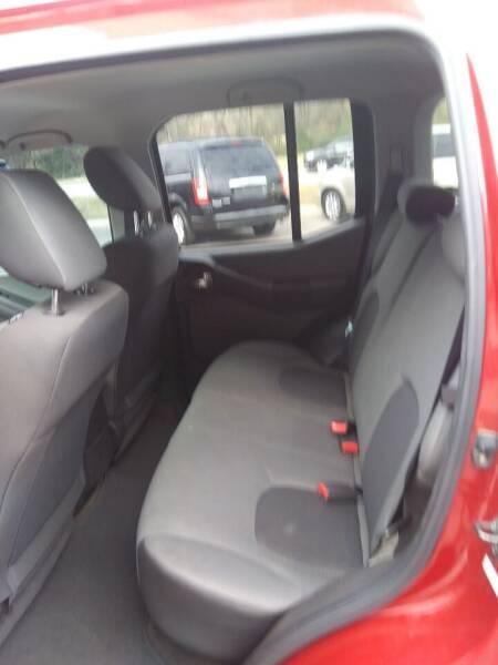 2010 Nissan Xterra 4x2 S 4dr SUV - Pleasant View TN
