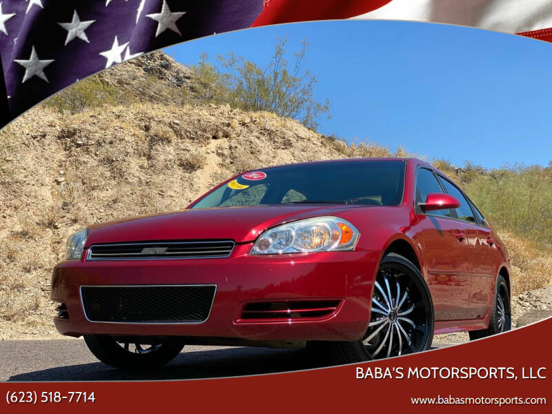 2014 Chevrolet Impala Limited for sale at Baba's Motorsports, LLC in Phoenix AZ