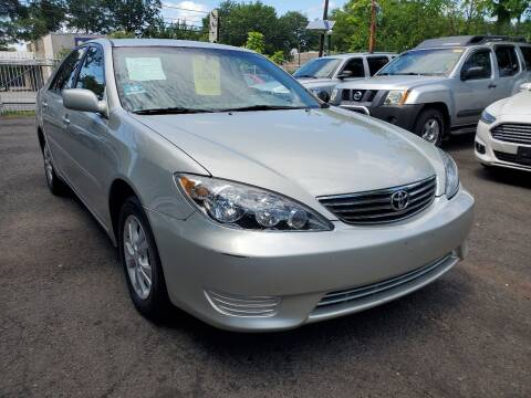 2005 Toyota Camry for sale at New Plainfield Auto Sales in Plainfield NJ