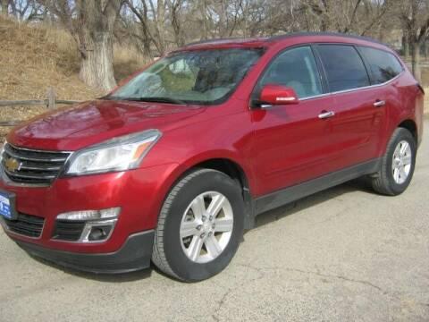 2014 Chevrolet Traverse for sale at Matteson Motors Inc in Phillipsburg KS