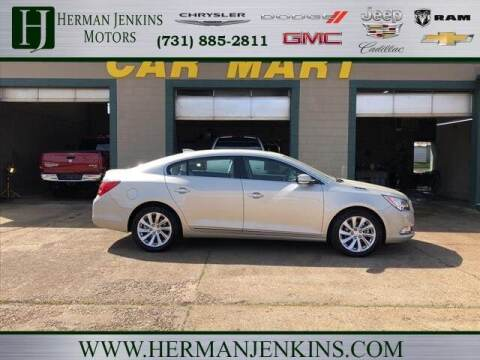 2015 Buick LaCrosse for sale at Herman Jenkins Used Cars in Union City TN