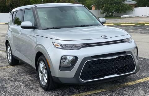 2021 Kia Soul for sale at Guru Auto Sales in Miramar FL