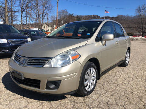 2009 Nissan Versa for sale at Used Cars 4 You in Serving NY