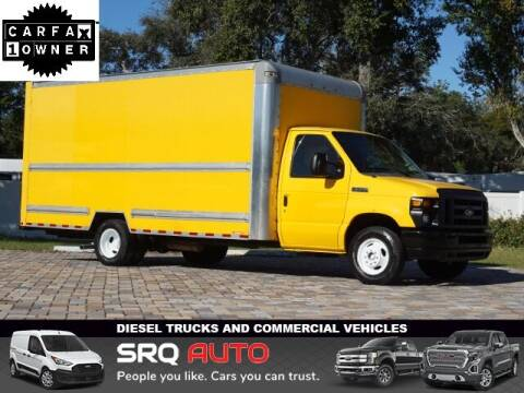 2015 Ford E-Series Chassis for sale at SRQ Auto LLC in Bradenton FL