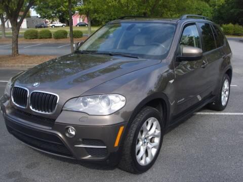 2012 BMW X5 for sale at Uniworld Auto Sales LLC. in Greensboro NC