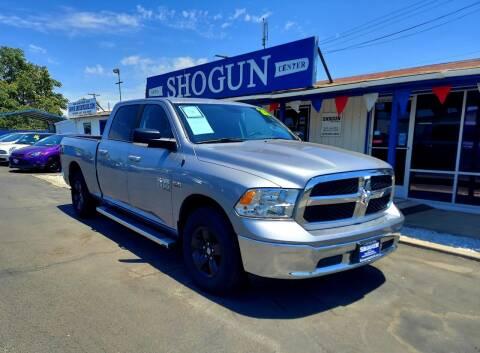 2020 RAM Ram Pickup 1500 Classic for sale at Shogun Auto Center in Hanford CA