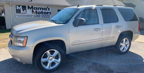 2007 Chevrolet Tahoe for sale at Mama's Motors in Greer SC
