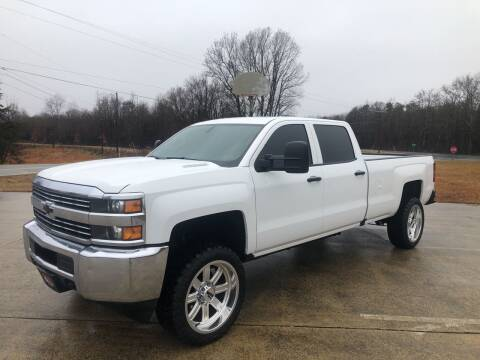 2016 Chevrolet Silverado 2500HD for sale at Priority One Auto Sales in Stokesdale NC