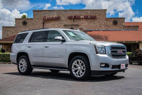 2015 GMC Yukon for sale at Jerrys Auto Sales in San Benito TX