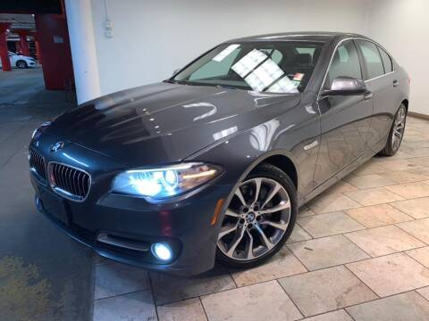 2016 BMW 5 Series for sale at EUROPEAN AUTO EXPO in Lodi NJ