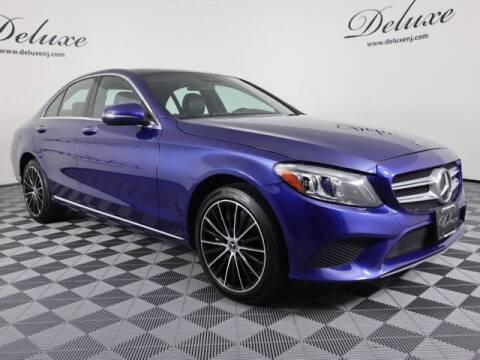 2019 Mercedes-Benz C-Class for sale at DeluxeNJ.com in Linden NJ