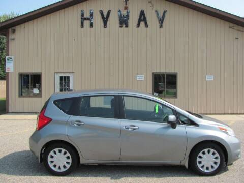 2014 Nissan Versa Note for sale at HyWay Auto Sales in Holland MI