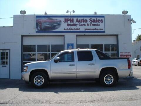 2011 Chevrolet Avalanche for sale at JPH Auto Sales in Eastlake OH