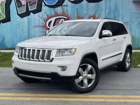 2012 Jeep Grand Cherokee for sale at Palermo Motors in Hollywood FL