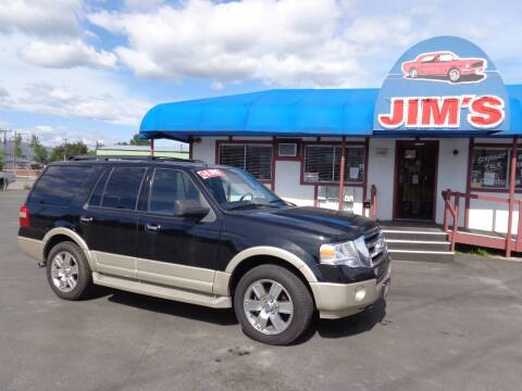 2009 Ford Expedition for sale at Jim's Cars by Priced-Rite Auto Sales in Missoula MT