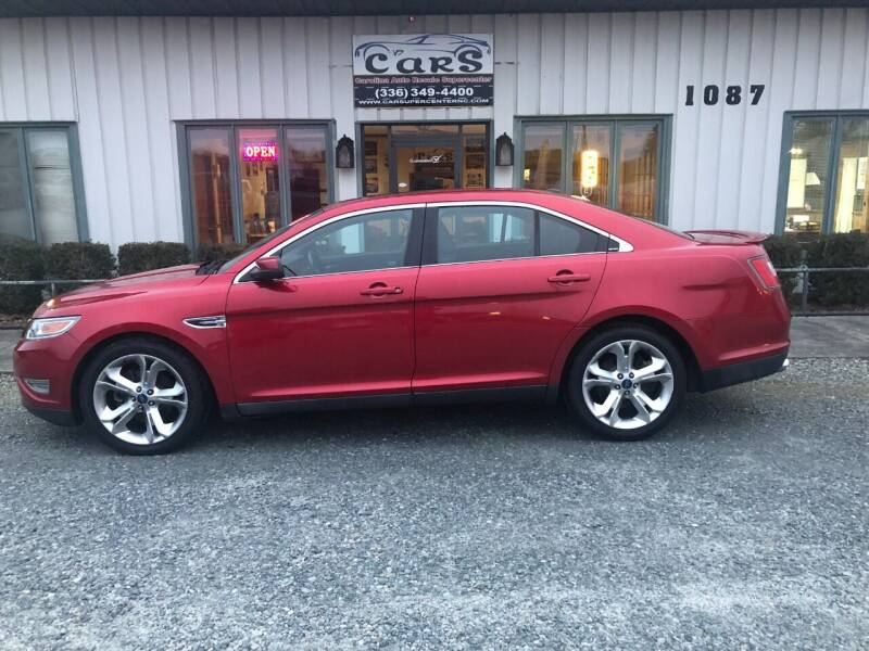 2010 Ford Taurus for sale at Carolina Auto Resale Supercenter in Reidsville NC
