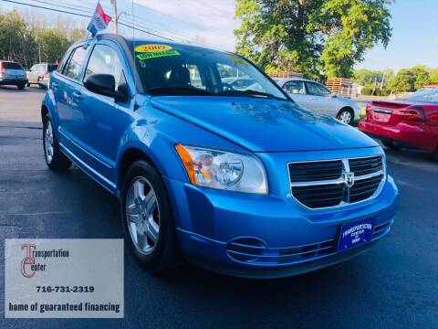2009 Dodge Caliber for sale at Transportation Center Of Western New York in Niagara Falls NY