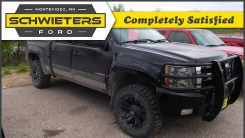2007 Chevrolet Silverado 1500 for sale at Schwieters Ford of Montevideo in Montevideo MN