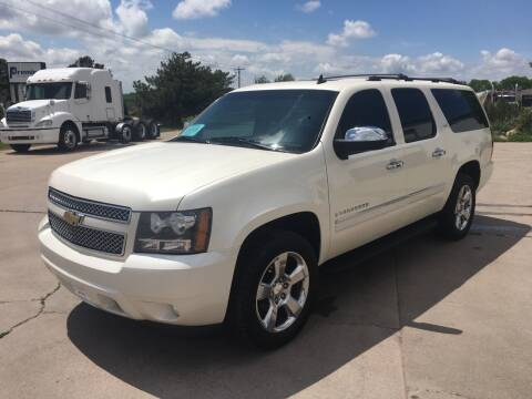 2009 Chevrolet Suburban for sale at More 4 Less Auto in Sioux Falls SD