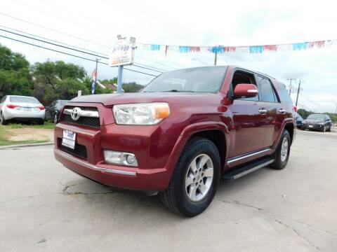 2010 Toyota 4Runner for sale at AMD AUTO in San Antonio TX
