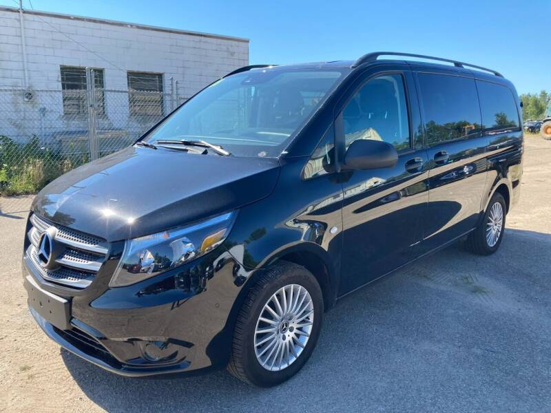 2019 Mercedes-Benz Metris for sale at SUNSET CURVE AUTO PARTS INC in Weyauwega WI