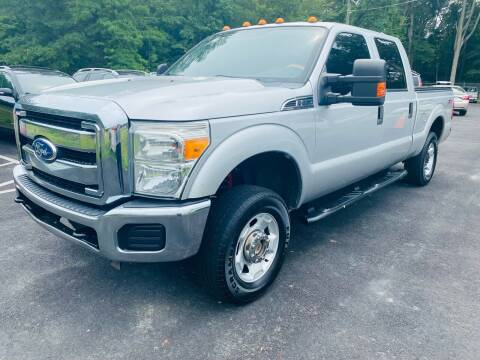 2011 Ford F-250 Super Duty for sale at MBL Auto Woodford in Woodford VA