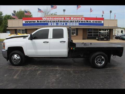 2016 Chevrolet Silverado 3500HD for sale at Kents Custom Cars and Trucks in Collinsville OK