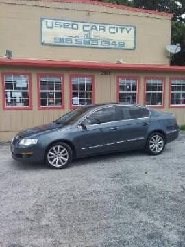 2010 Volkswagen Passat for sale at Used Car City in Tulsa OK