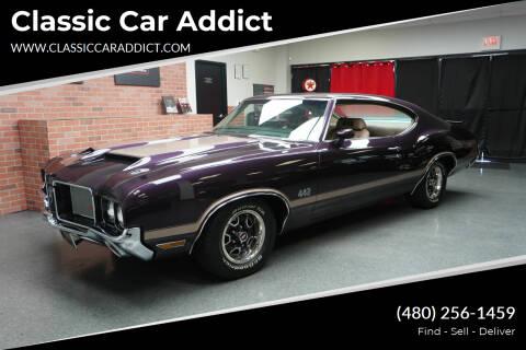 1972 Oldsmobile Cutlass for sale at Classic Car Addict in Mesa AZ